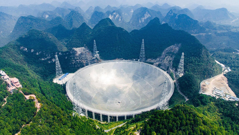 Η Κίνα θα ξεκινήσει να ψάχνει για εξωγήινους το Σεπτέμβριο. 1