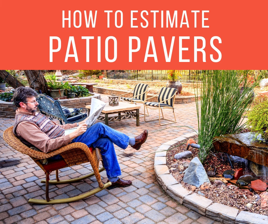 Paver Calculator and Price Estimator  Inch Calculator