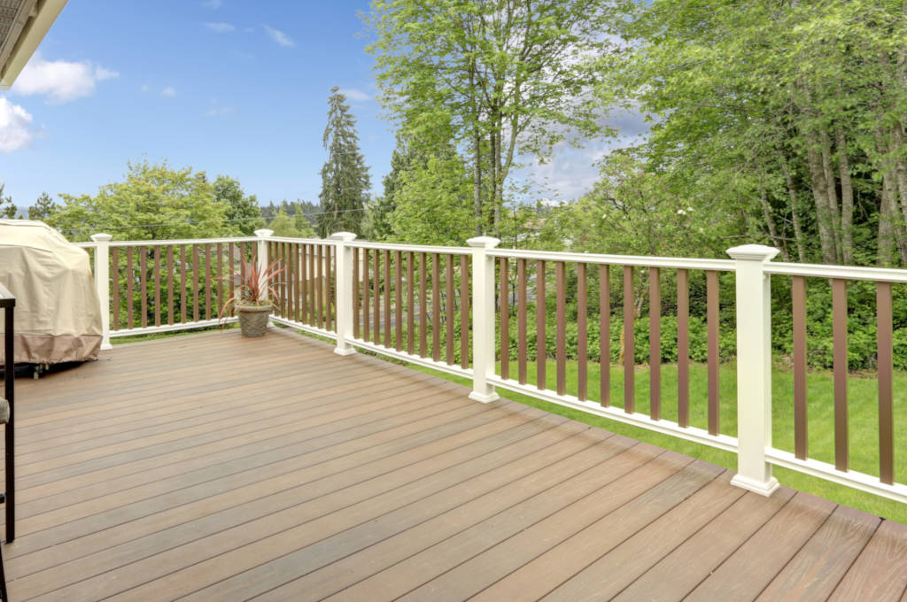 Deck Handrails Pictures