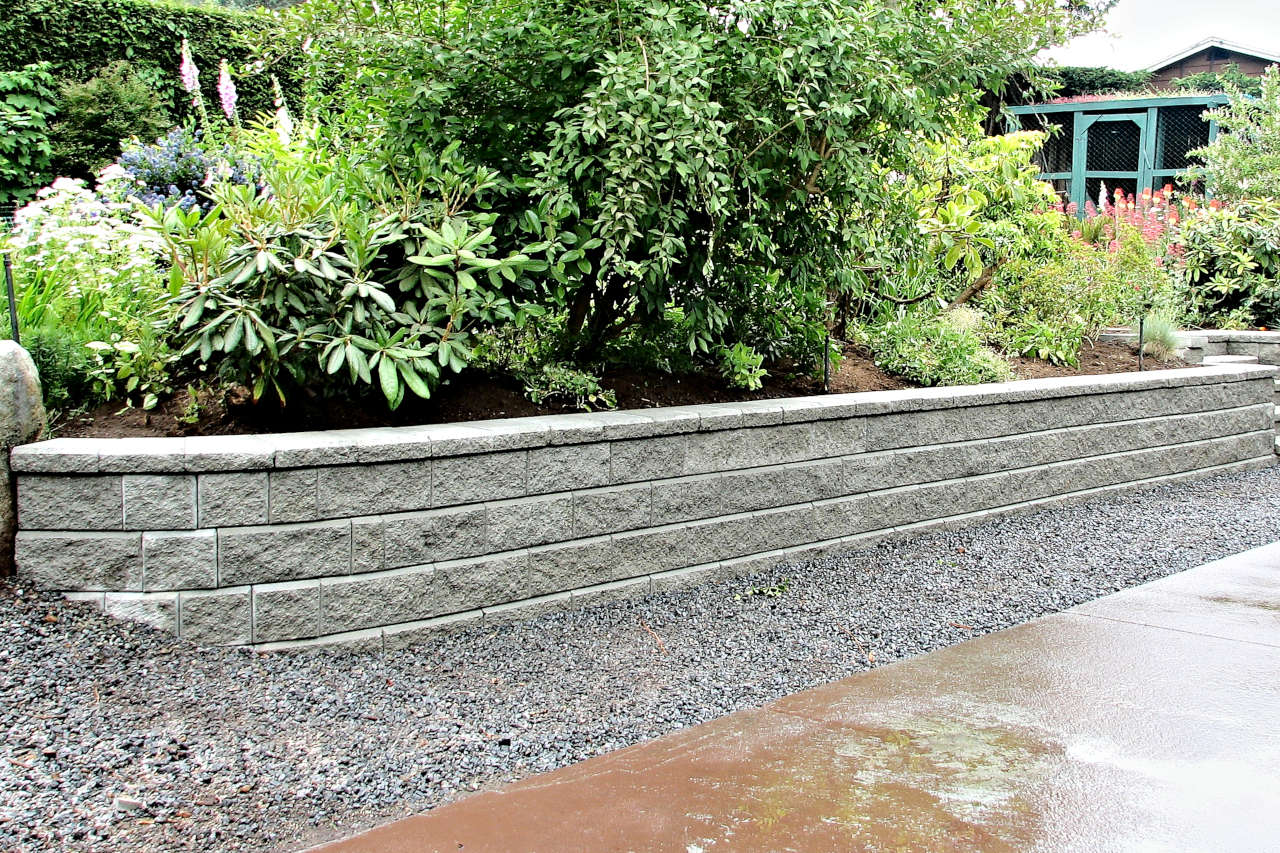 How Much Does It Cost to Build a Retaining Wall in 2019