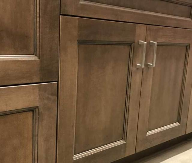 5 Piece Doors On Beautiful Kitchen Cabinets