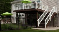 How Much Does it Cost to Add Stairs to a Deck in 2019 ...