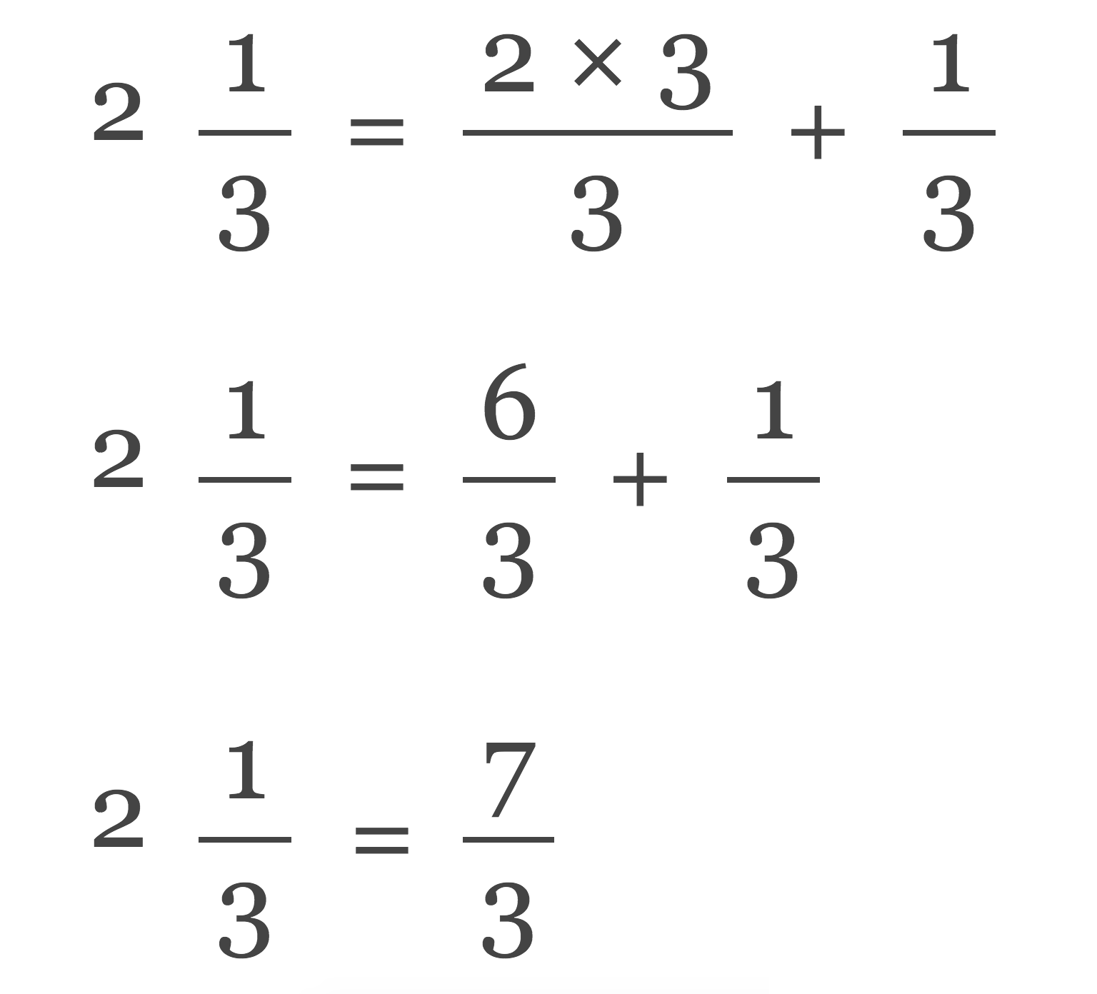 Solve Two Step Equations With Fractions Calculator