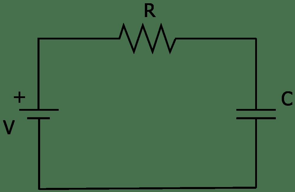 medium resolution of resistor capacitor circuit diagram