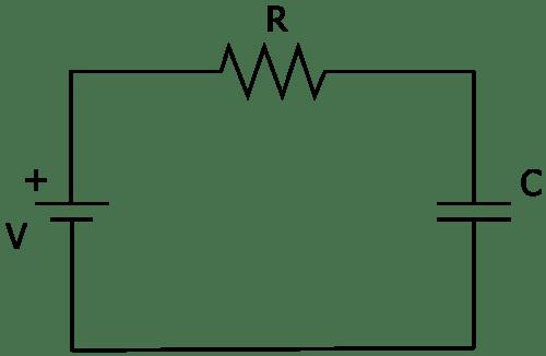 small resolution of resistor capacitor circuit diagram