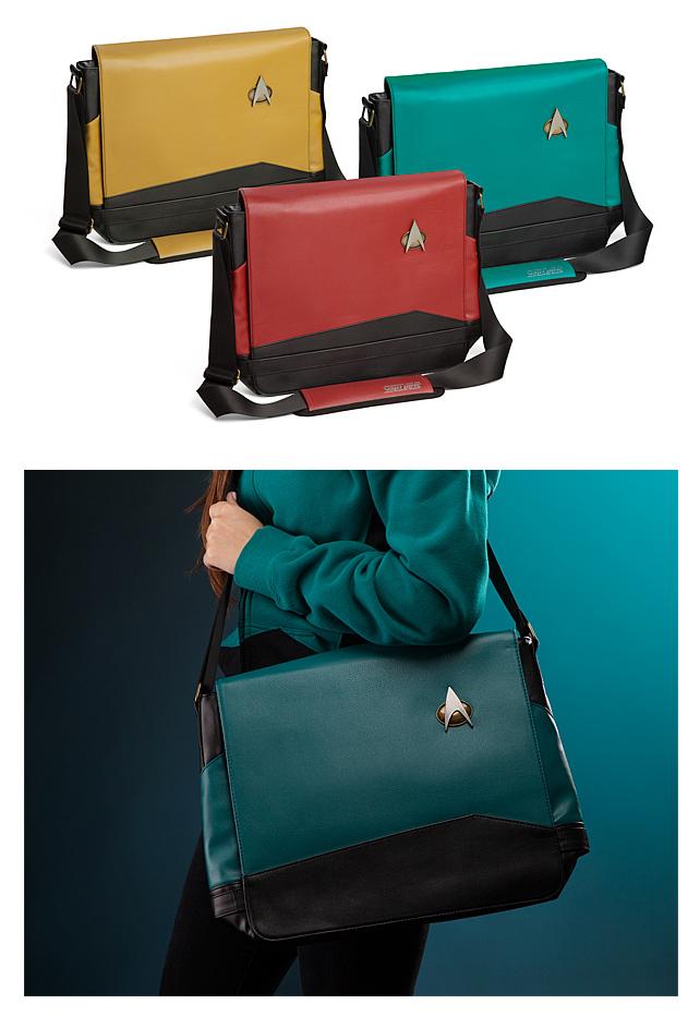 aed004424594 Preorders  Think Geek – Dr. Who  Tardis + Star Trek TNG  Uniform ...