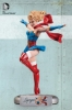 DC Comics Bombshells Supergirl Statue.