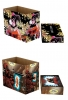 Deadpool & Harley Quinn Short Comic Book Storage Box