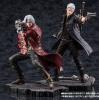 Devil May Cry 5: Nero & Dante ARTFX J Figures
