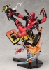 GSC: Deadpool Breaking The Fourth Wall PVC Statue