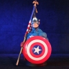 Gentle Giant: Marvel Bust 1/6 Captain America Classic