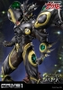 Guyver The Bioboosted Armor Statue Gigantic Dark