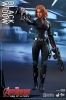 "Hot Toys Avengers Age of Ultron Black Widow - 12"" Figure"