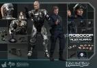 "Hot Toys: Robocop Battle Damaged Version & Alex Murphy 12"" Set"