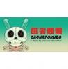 """Kidrobot - 8"""" Gashadokuro Dunny"""