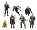 Plastic Model Kit 1/35 Metal Gear Solid Ground Zero Set