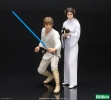 Star Wars ARTFX+ Statue Luke Skywalker & Princess Leia