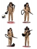 Stranger Things Action Figure 4-Pack Ghostbusters