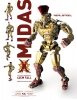 ThreeA toys: Real Steel Action Figure 1/6 Midas