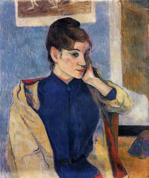 Madelaine Bernard 1888