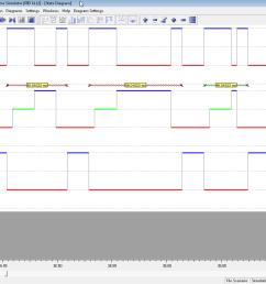 figure 2 20 state diagram window during simulation  [ 1152 x 863 Pixel ]