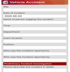 We know that when reporting a near miss, ill health, and incident or an accident, that many people seek an incident report template, or a near miss. Vehicle Incident Reporting Best Practice Vehicle Incident Report
