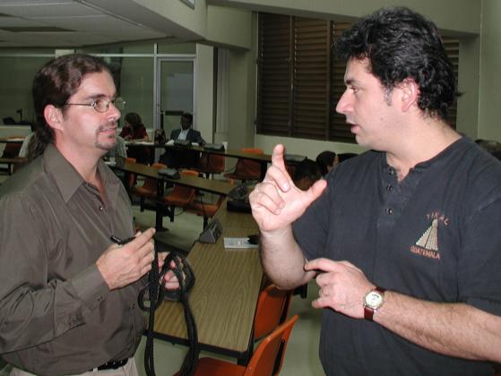 Creando el CEPREC 2001 República Dominicana