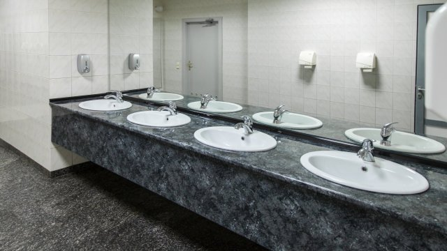 """How to Have the """"Bathroom Conversation"""" at the Office 