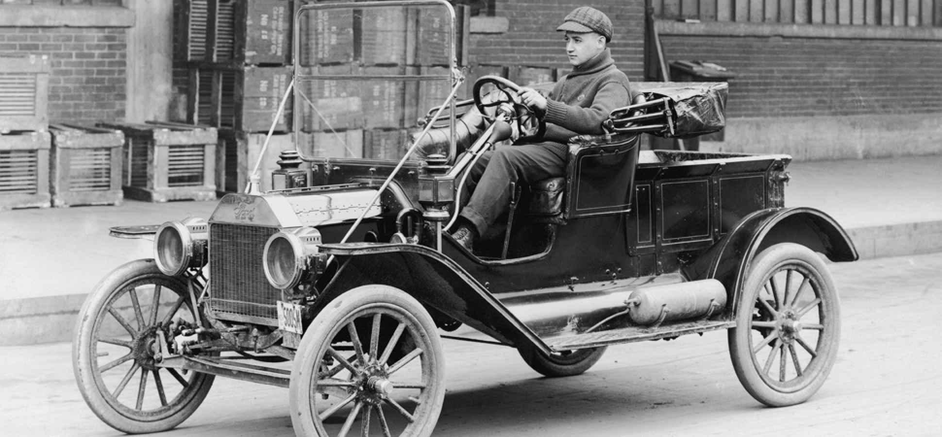 Henry Ford First Car Model T