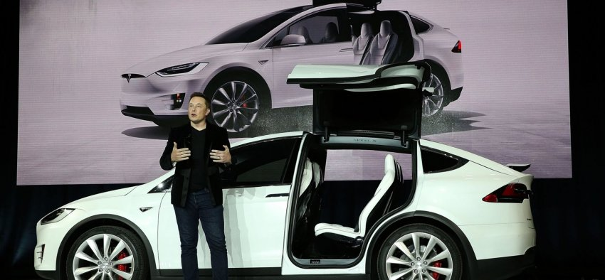 Image result for Tesla is set up to run away' from competitors
