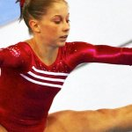 How Shawn Johnson Trained Half as Much as Other Gymnasts--And Won Twice as Much