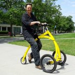 The Coolest Trike Ever Designed Makes Mobility More Social, Too.