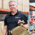 It Started as One Man In a Garage. Now, This Startup Makes Millions Selling Body Armor to First Responders