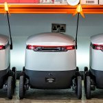 Lots of Companies Are Trying to Deliver Packages More Efficiently. This Startup Is Betting Its Tiny 4 Mph Robots Will Win