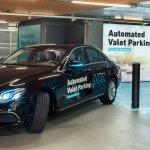 Daimler and Bosch Create Driverless Parking Garage