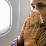 Scientists Observed 1,500 Passengers to Discover the Secret to Not Getting Sick on a Plane