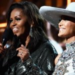 Michelle Obama's Post-Grammy Text Exchange With Her Mom Holds an Important Reminder for Us All