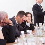 Avoiding Meeting: An Entrepreneurial Mandate