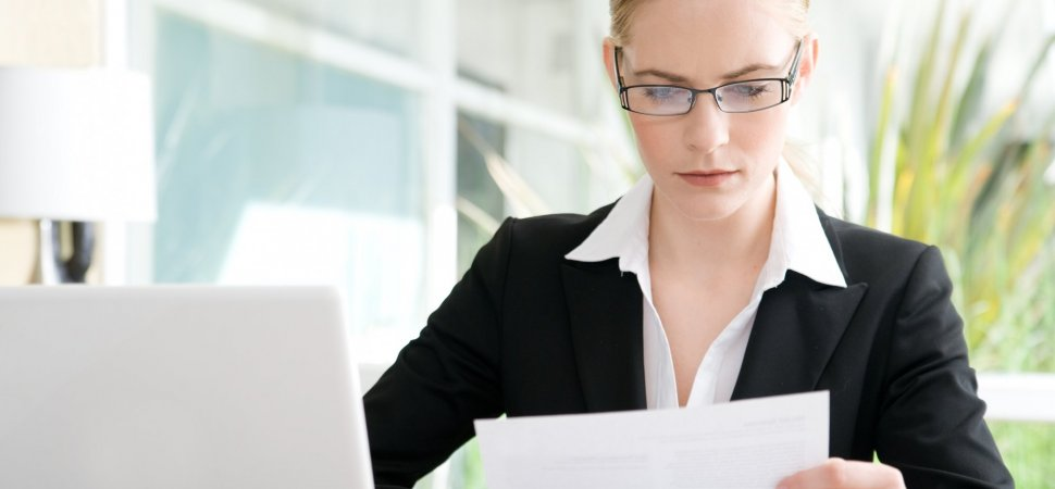 These 5 Resume Mistakes Could Cost You Your Next Job | Inc.com