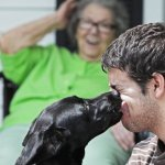 How an Innovative Social Enterprise Brings Together Young Adults, Seniors and Dogs in Need