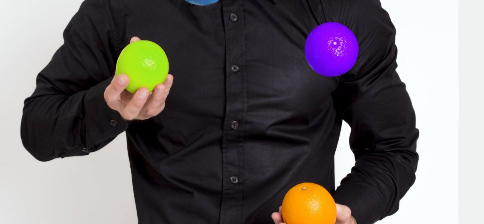 How To Juggle Multiple Job Offers At Once Inc Com