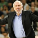 NBA Coach Greg Popovich Was Tossed 63 Seconds Into a Game, Setting a Record Leaders Shouldn't Set