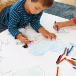 Get Out the Markers & Crayons To Write Your Business Plan