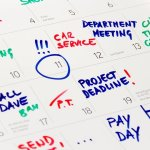 5 Tips to Make Your Calendar Work for You and Not the Other Way Around