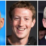 How Elon Musk, Jeff Bezos, Mark Zuckerberg, and 18 Other Top CEOs Are Rated by Their Employees