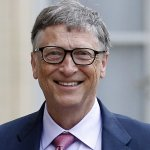 Bill Gates Just Posted Videos About a Humanitarian Crisis. All You'll Notice Is The Weird Table