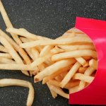 McDonald's New Experimental French Fries Will Take A Load Off Your Mind (and Put It On Your Belly)