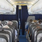 A Major Study Found Out How Close You Need to Be to Someone on a Plane to Get Sick