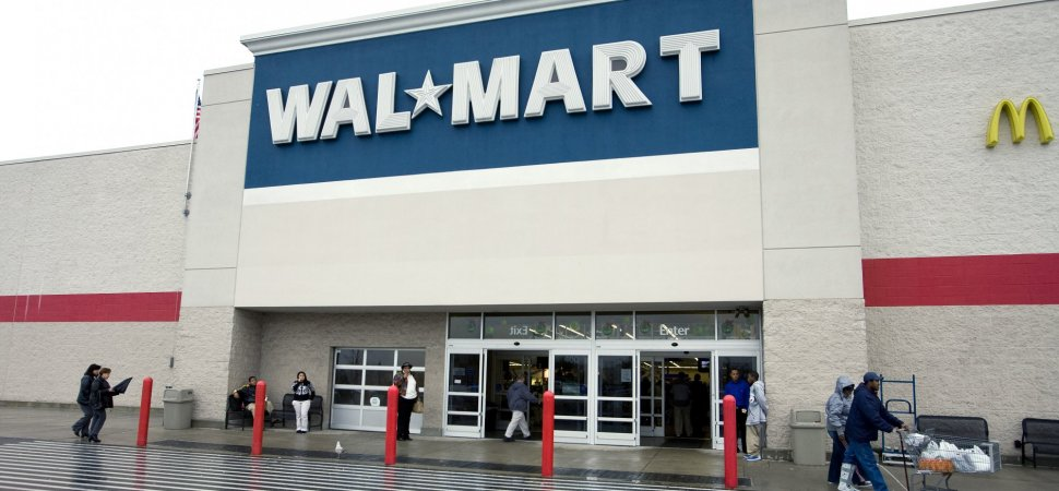 Walmart Shifts Focus To Online Sales Slows New Store