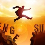 Here's What Will Help You Cross That Deadly Chasm To Higher Success
